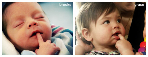 Brooks + Grace
