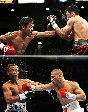 Cotto vs. Pacquiao